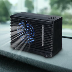 Auto 12V Portable Air Conditioner Desktop Cars Trucks Portable Cooling Fan C1R