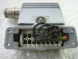HARTING H-A16T ,Power Control Plug and Socket as photo, dφm re photo