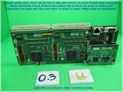 Galil Dmc-2183ethernet Motion Controller With Daughter Board As Photo Sn Dandphim