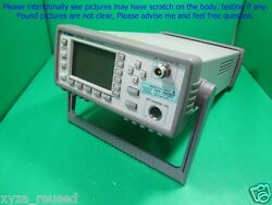 Agilent E4418B Power Meter without Power sensors Sn:104074.