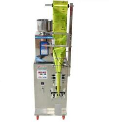 Automatic Tea Bag Machine Back Seal Particle Powderpacking Machine Ground Coffee