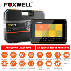 Obd2 All System Tablet Scanner Abs Srs Epb Sas Oil Dpf Tpms Immo Diagnostic Tool