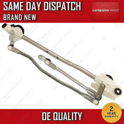 *LEFT HAND DRIVE* FRONT WINDOW WIPER LINKAGE FOR A NISSAN MICRA MK3 K12 03