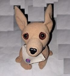 Applause Taco Bell Talking Chihuahua Plush Toy Free Shipping