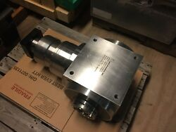 Apex Dynamics Gearbox, At240fc, 751, Used, Backlash =10 Arcmin, Clean