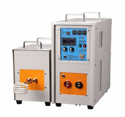 30KW 30-80KHz High Frequency Induction Heater Furnace ZN-30AB