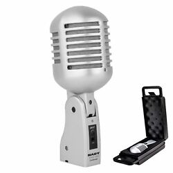 Nady PCM-100 Classic style Condenser Microphone - Great for live vocal performan