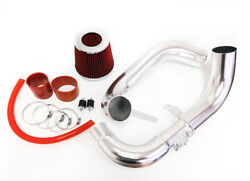 Red For 2006 2011 Honda Civic 1.8L L4 EX LX DX Cold Air Intake System Kit $79.99
