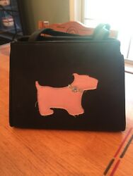 Vintage Purse Scottish Terrier