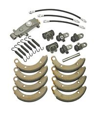 1950 Plymouth Complete Brake Kit Brand New Ready To Give You Restored Brakes