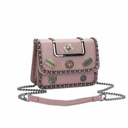 New Design Cover Shape Small Crossbody Shoulder Bag For Girl