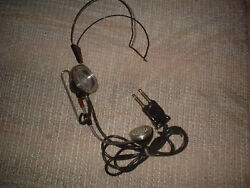 Vintage Bell System Western Electric Switchboard Operator Telephone Headset 52
