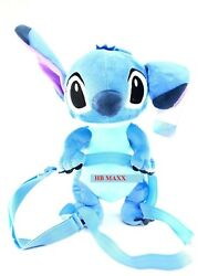 Disney Lilo amp; Stitch 18quot; inches Plush Crossbody Bag Backpack For Girls Boys $23.80