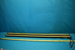 Used 2 Sick Type C4c-sa10510a10000 Safety Light Curtains