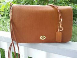 VINTAGE COACH PRE-CREED BONNIE CASHIN CONVERTABLE CLUTCH -Made in New York City