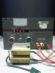 Adjustable Power Supply 0-40v Dc 0 To 5a 200 W Tested Constant Current Mode Led