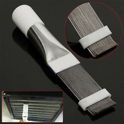 Coil Cleaning AC Brush for Air Conditioner Condenser Fin and Refrigerator