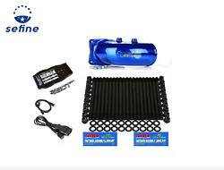ARP Stud & Sinister Intake Elbow & SCT X4 Power Flash Programmer Ford 6.0L