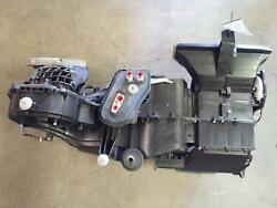 2010 FORD F150 PICKUP COMPLETE AC EVAPORATOR HEATER CORE BOX ASSEMBLY 15817