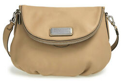 Marc by Marc Jacobs New Q Natasha Leather Crossbody Bag New With Tag $368