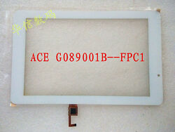 Tracking Id New Ace G089001b--fpc1-v2 Touch Screen Glass Hs67 Yd