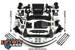 Bds 743h 8 Suspension Lift Kit W/ Stamped Steel/aluminum Arms For 14-18 Gm 1500