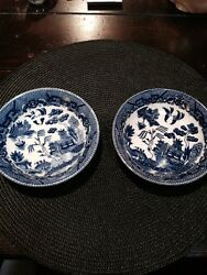 Imported Vintage Japanese Rice/soup Bowls