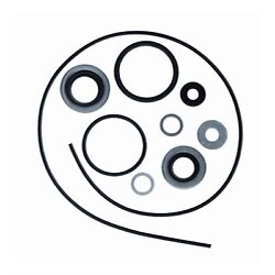 Johnson/evinrude Lower Unit Gear Case Seal Kit Fits 182025 Hp 18-2684/4-2684