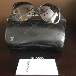 Authentic Pre owned Chanel sunglasses $159.99