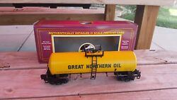 Mth Premier 20-96017 Great Northern Oil Tank Car O Scale