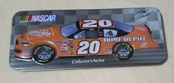 Tony Stewart Nascar 20 Home Depot Magnetic Puzzle Collector's Series Complete