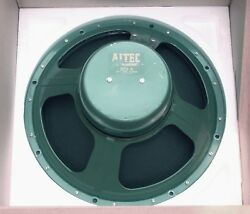 One Altec Lansing 803a Speaker Factory Reconed In 1969 And Hidden Away - Nice