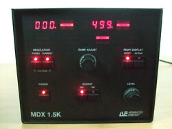 Ae Advanced Energy Mdx 1.5k Magnetron Sputtering Dc Power Supply. 500v 3a