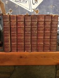 Rare The Life And Work Of Charles Lamb Elia Edition 8 Vol Lettered Of 26 Sets
