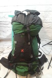 Osprey Silhouette Vector One Backpack Green Large Back Pack