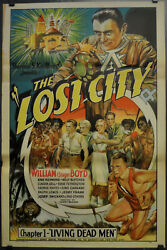 LOST CITY 1935 ORIG 27X41 CHAPTER 1