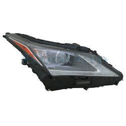 For 16-18 Rx350/rx450h Front Headlight Headlamp Single Beam Head Lamp Right Side