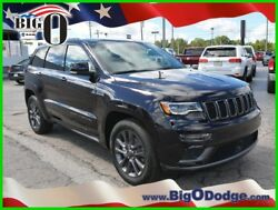 2018 Jeep Grand Cherokee High Altitude 2018 High Altitude New 3.6L V6 24V Automatic 4WD SUV Premium Moonroof