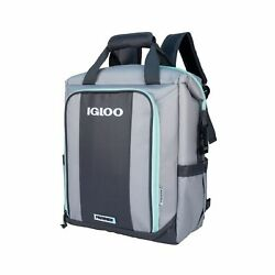 SWITCH MARINE Insulated Backpack Cooler Gray