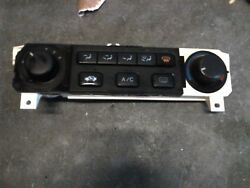 98-02 HONDA ACCORD AC HEATER TEMPERATURE CLIMATE CONTROL