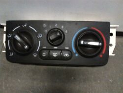 05-10 CHEVY COBALT AC HEATER TEMPERATURE CLIMATE CONTROL