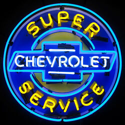 Neon Sign Wholesale Lot Of 3 Ford Oval Dealership Mustang Truck F-150 Lamp Olp