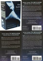 Fifty Shades Trilogy Fifty Of Grey / Darker / Fifty...
