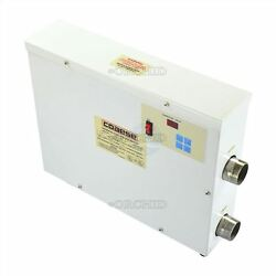 1PC220V Thermostat Spa Heater 11Kw Temperature Controller Swimming Pool N