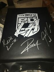 Pwg Bola 2017 Battle Of Los Angeles Ring Used Turnbuckle Roh Wwe Young Bucks