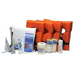 The And039and039runaboutand039and039 Coast Guard Safety Kit 7-0742 Local Pickup/delivery