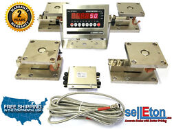 Op-730tm 20k Ntep Load Cell Conversion Kit Weigh Module For Scale Tank, Hoppers