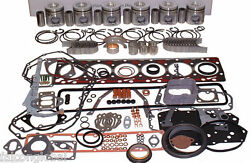 Ford Tractor 401 Diesel Engine Kit Tw5 7810 7910 8000