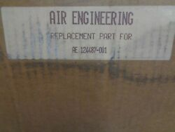 New Quincy Air Engineering 124487-001 Air/oil Separator Compressor Filter