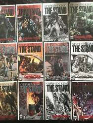 The Stand Captain Trips Comic Book Lot 13 Issues Marvel Nm Vol. 1 Variants